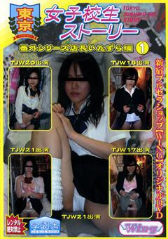 東京女子校生ストーリー ~店長いたずら編~1…|推奨》【マル秘】特選H動画
