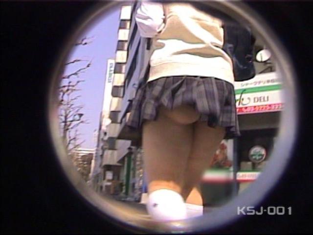風よ!スカートへ! 女子校生のパンツを狙え! Vol.1 の画像2