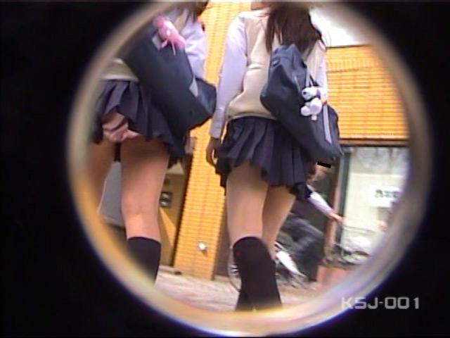 風よ!スカートへ! 女子校生のパンツを狙え! Vol.1 の画像5