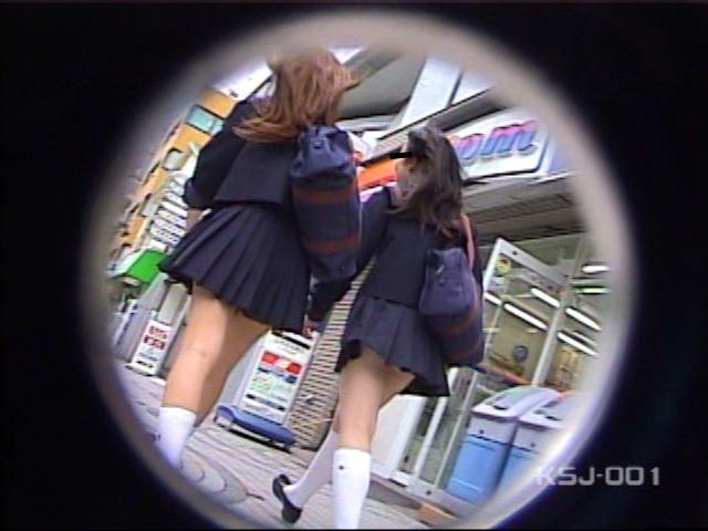 風よ!スカートへ! 女子校生のパンツを狙え! Vol.1 の画像6