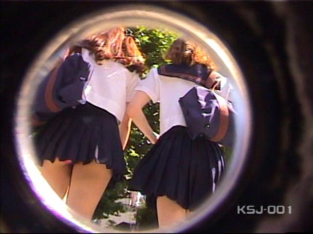 風よ!スカートへ! 女子校生のパンツを狙え! Vol.1 の画像7