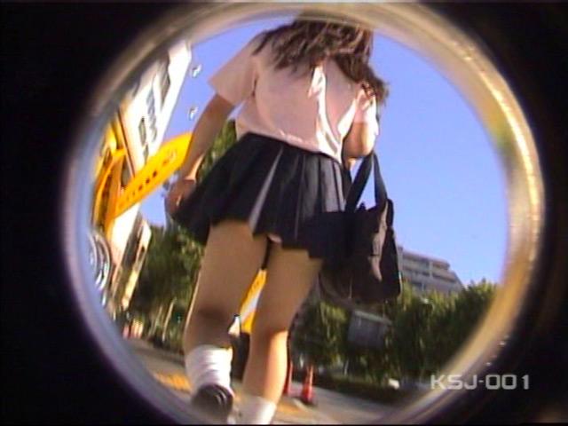 風よ!スカートへ! 女子校生のパンツを狙え! Vol.1 の画像8