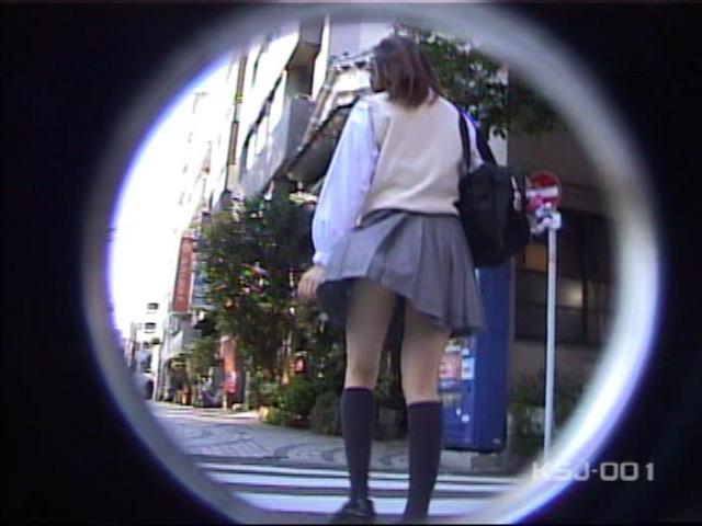 風よ!スカートへ! 女子校生のパンツを狙え! Vol.1 の画像9