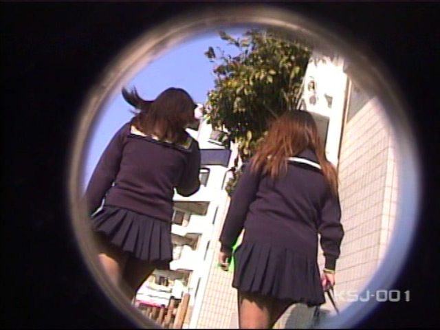 風よ!スカートへ! 女子校生のパンツを狙え! Vol.1 の画像13