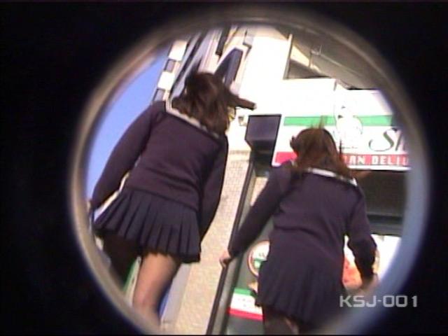 風よ!スカートへ! 女子校生のパンツを狙え! Vol.1 の画像15