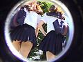 風よ!スカートへ! 女子校生のパンツを狙え!1