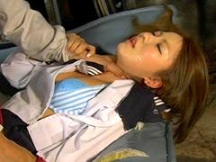 女体いたぶり首絞め01
