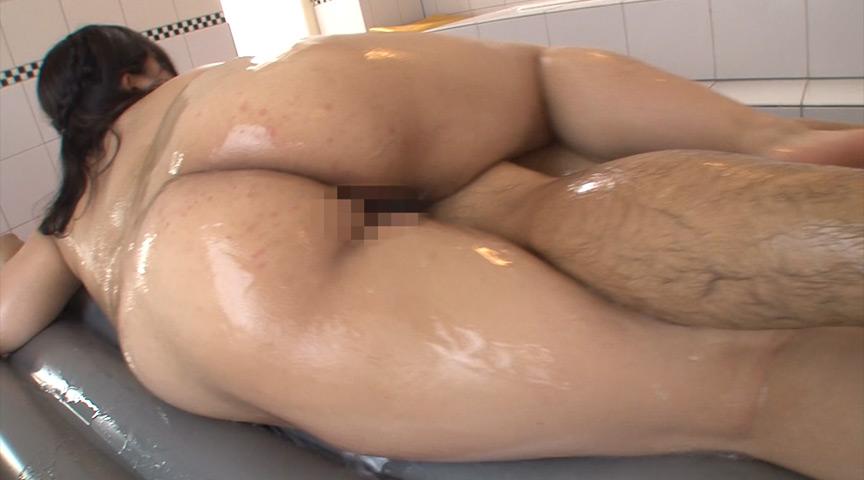 生中出しヌルヌル爆乳ソープ 高崎莉依 画像 8