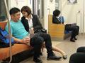 終電車で男を誘惑して味見 高杉麻里-0