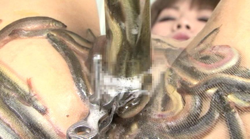 泥鰌に奮い淫触と糞膜に潅沃 画像 7