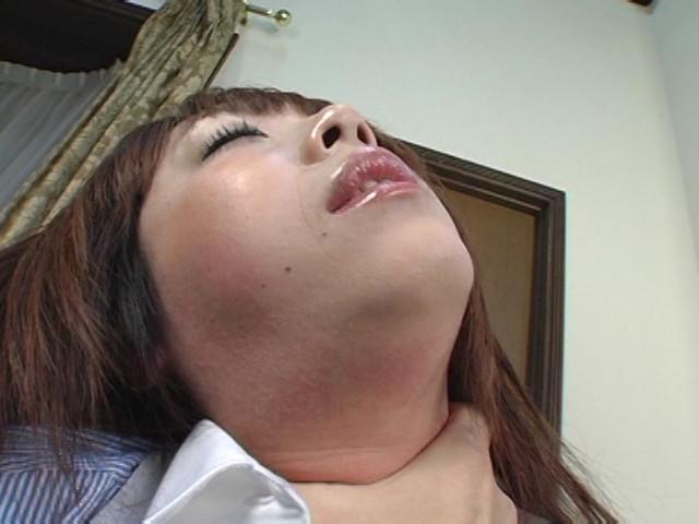 生粋のエム女の首絞め遊戯のサンプル画像