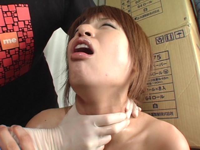 女優:野々宮りん 密室首絞め事件篇のサンプル画像