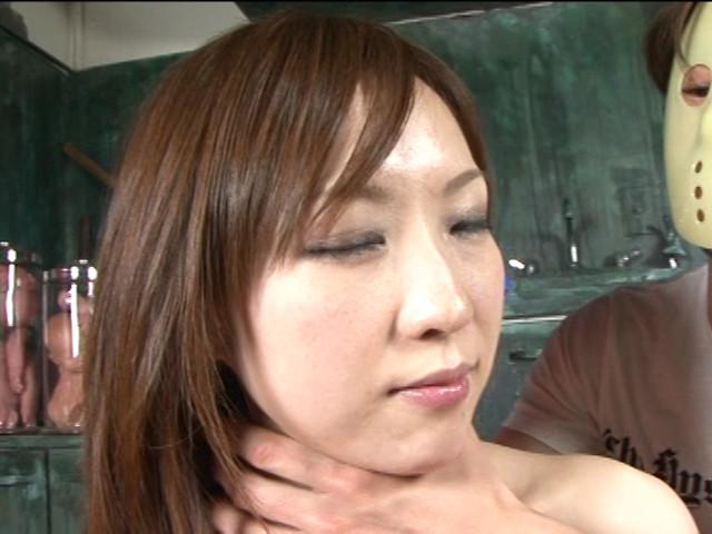 レズ接吻で呼吸を奪い絞れる 画像 8