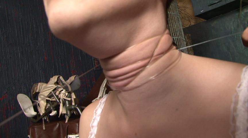 微睡み咽喉の嗚咽と咳嗽と性のサンプル画像