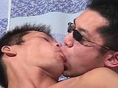 ゲイ・ゲンマ・ガキ若裏部屋 完全暗闇スリ筋ナイト・・genma-0014