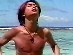 ゲイ・ゲンマ・Ryoくんシリーズ4 BLUEEYEビーチファック編・Ryo・genma-0029