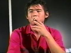 ゲイ・ゲンマ・煙草の香り・KATSUNORI・genma-0146
