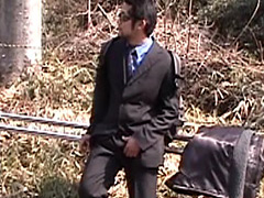 ゲイ・ゲンマ・PRIVATE1 外出オナニー&自宅紹介!?・・genma-0215