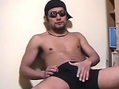 【ゲイのオナニー動画】PRIVATE2 自室オナニー&プライベート紹介!!