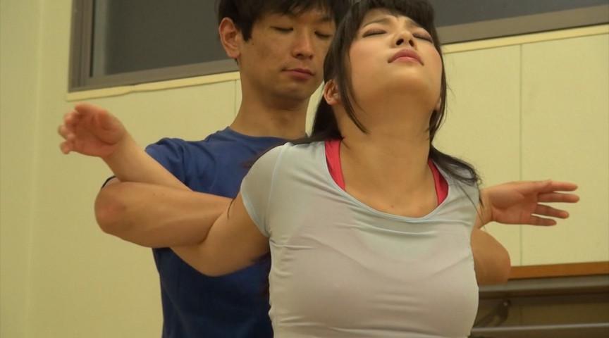 痴漢対策で護身術道場に通う女子は、スキだらけでヤリ放題w稽古中に密着セクハラしてみたら… 13枚目