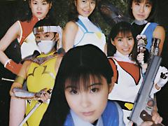 スーパーヒロイン伝説 Vol.01