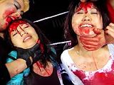 女子プロレス流血ドミネーションデスマッチ