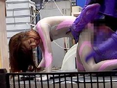 国民的アイドル巨大ヒロイン失禁マスクオフハードレイプ