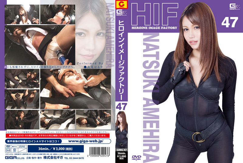 ヒロインイメージファクトリー47 女捜査官・雨平夏希
