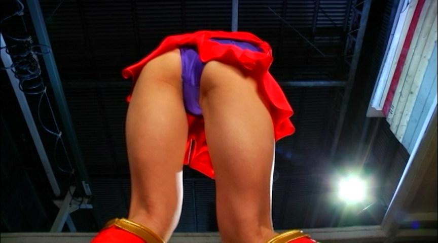 スーパーヒロインドミネーション地獄 SUPER▼WOMAN 画像 9