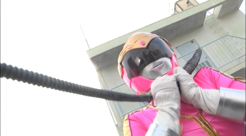 若妻戦隊ピンク 超能力戦隊フォースレンジャー ~恐怖の凌辱病棟~ の画像20