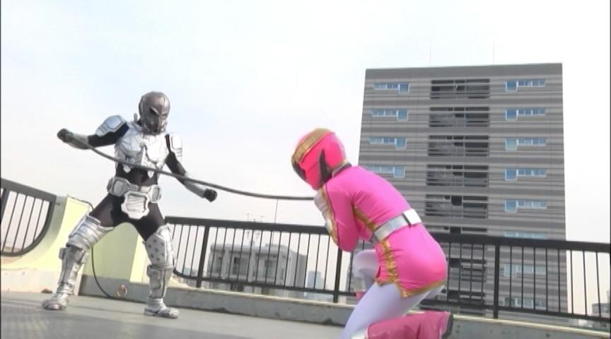 若妻戦隊ピンク 超能力戦隊フォースレンジャー ~恐怖の凌辱病棟~ の画像19