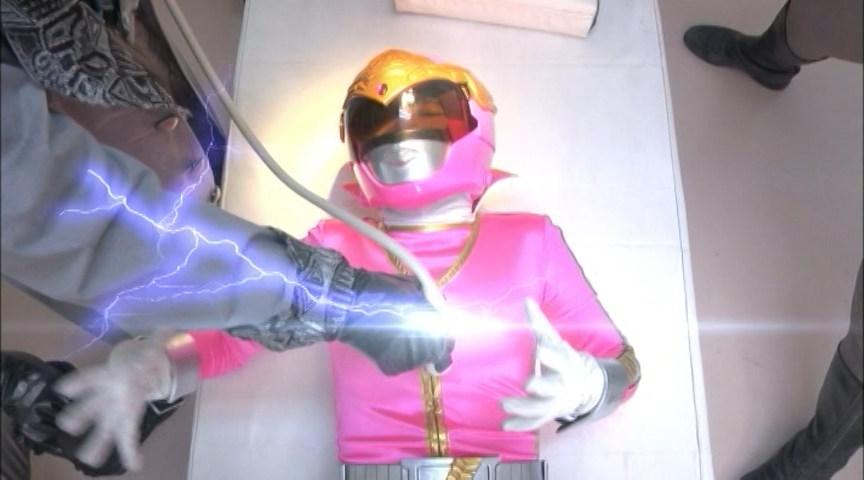 若妻戦隊ピンク 超能力戦隊フォースレンジャー ~恐怖の凌辱病棟~ の画像15
