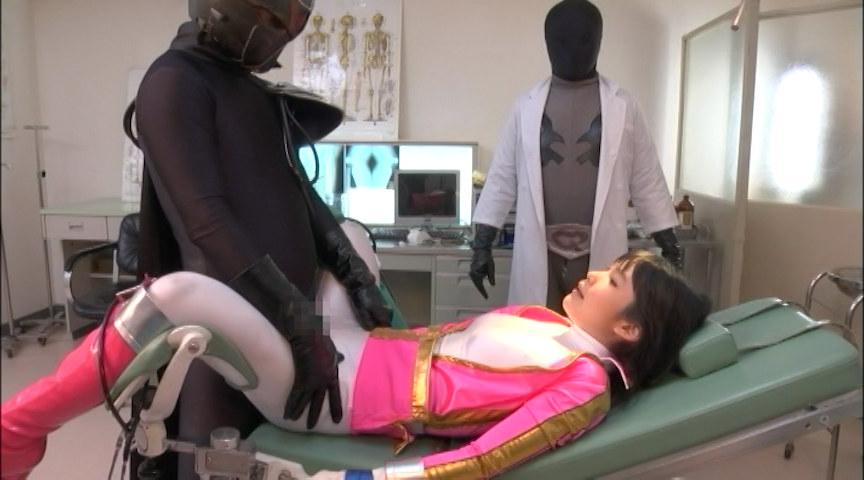 若妻戦隊ピンク 超能力戦隊フォースレンジャー ~恐怖の凌辱病棟~ の画像6
