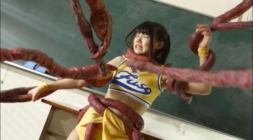 美少女戦士チアナイツ 触手陥落・丸呑み消化地獄 画像 5