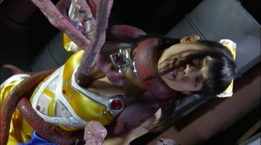 美少女戦士チアナイツ 触手陥落・丸呑み消化地獄 画像 7