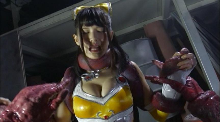 美少女戦士チアナイツ 触手陥落・丸呑み消化地獄 画像 8