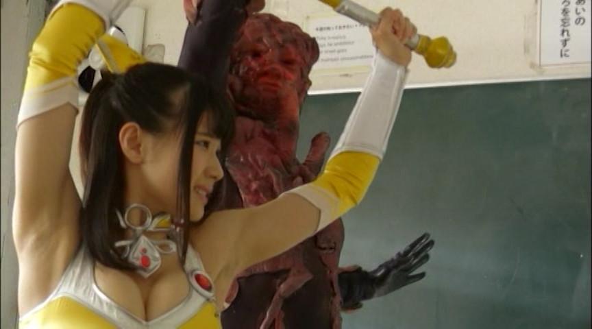 美少女戦士チアナイツ 触手陥落・丸呑み消化地獄 画像 11