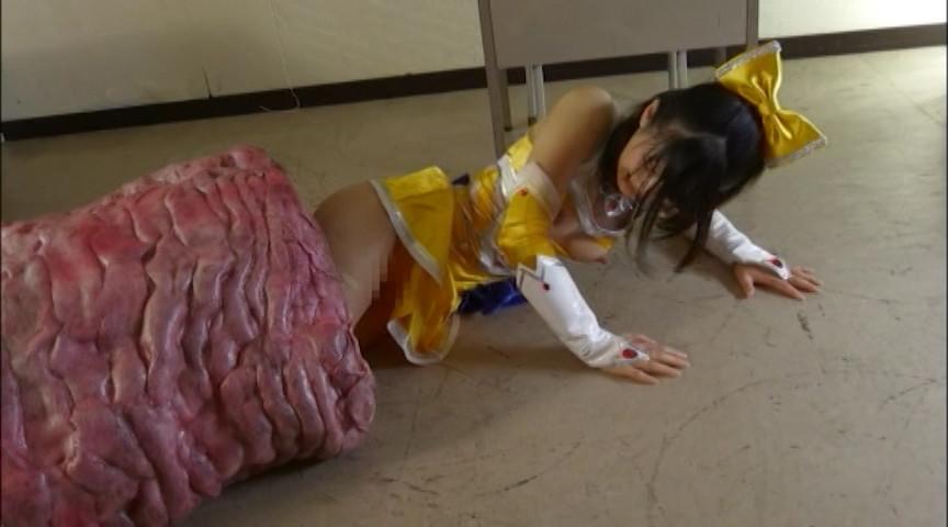 美少女戦士チアナイツ 触手陥落・丸呑み消化地獄 画像 17