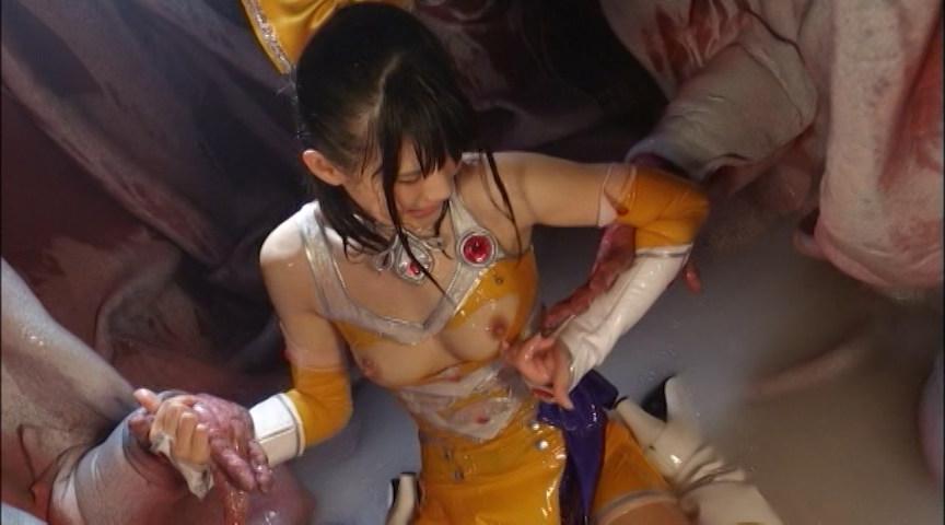 美少女戦士チアナイツ 触手陥落・丸呑み消化地獄 画像 18