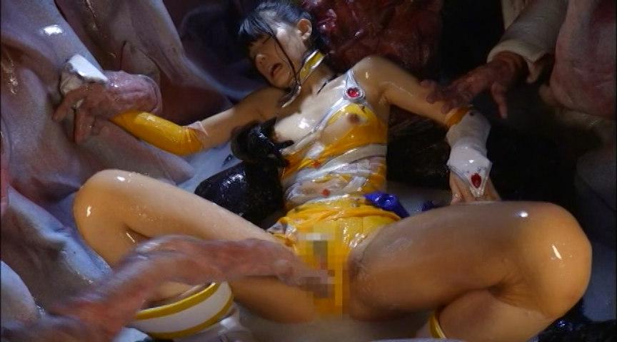 美少女戦士チアナイツ 触手陥落・丸呑み消化地獄 画像 20