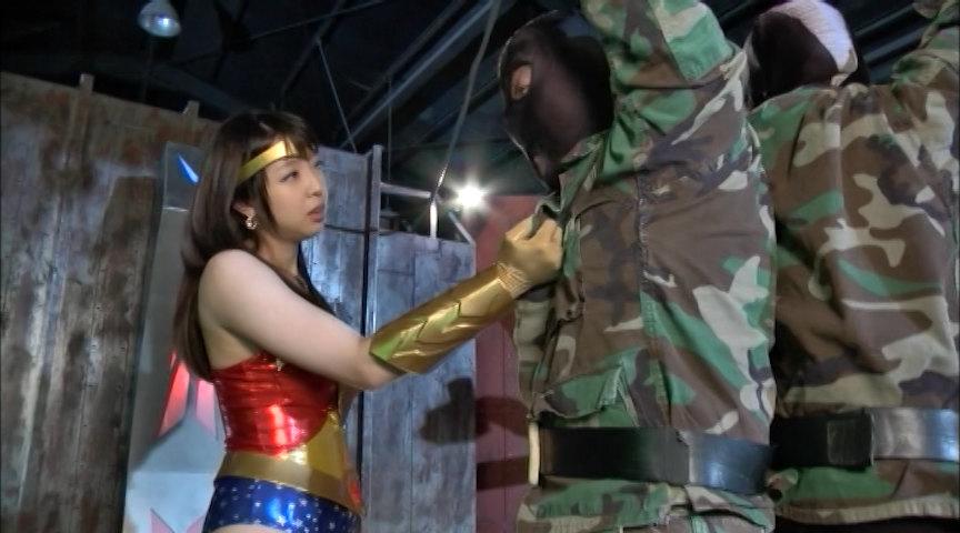 M戦闘員格闘拷問 鉄腕美女ダイナウーマン 画像 4