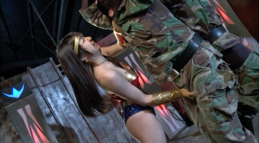 M戦闘員格闘拷問 鉄腕美女ダイナウーマン 画像 5