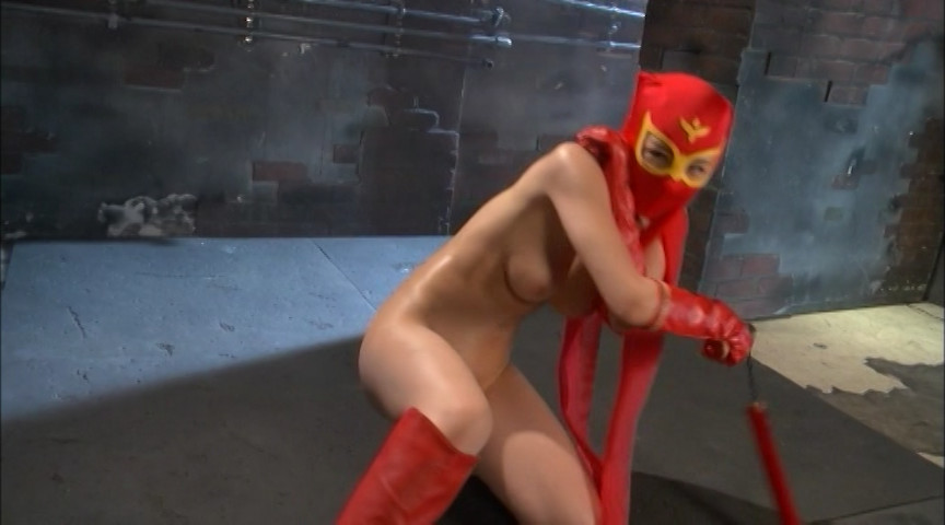 Nude St. Brave もーれつ仮面 Apprentice 初めての戦い
