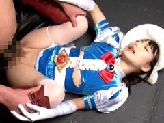 ヒロイン陥落Vol.95 ~仮面の騎士ルビーナイト 恥辱によがり泣く亡国の姫君~