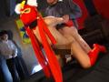 セクシー仮面 デンジャーゾーンのサムネイルエロ画像No.7