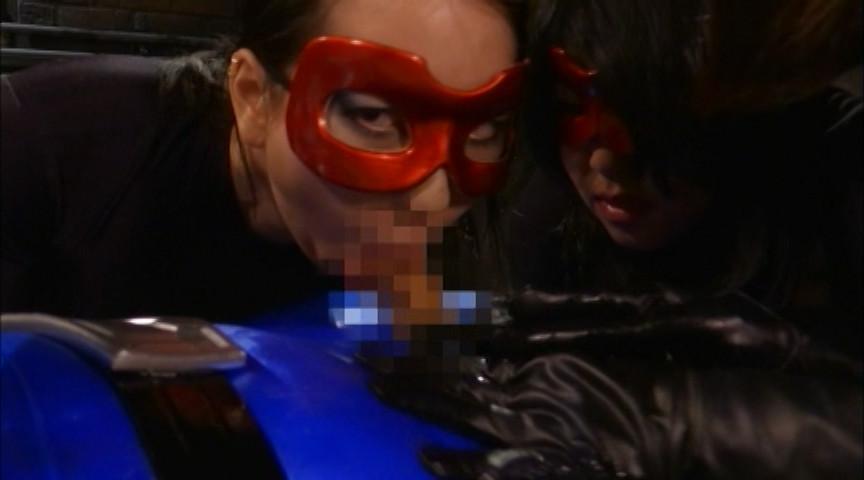 女戦闘員VS美少年ヒーロー 集団誘惑責め地獄:画像(5)