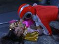 女幹部ラルーサ 戦隊レッド逆凌辱のサムネイルエロ画像No.4