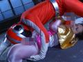 女幹部ラルーサ 戦隊レッド逆凌辱のサムネイルエロ画像No.5