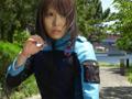 完全着衣ヒロイン凌辱04 飛影戦隊カゲレンジャーのサムネイルエロ画像No.1