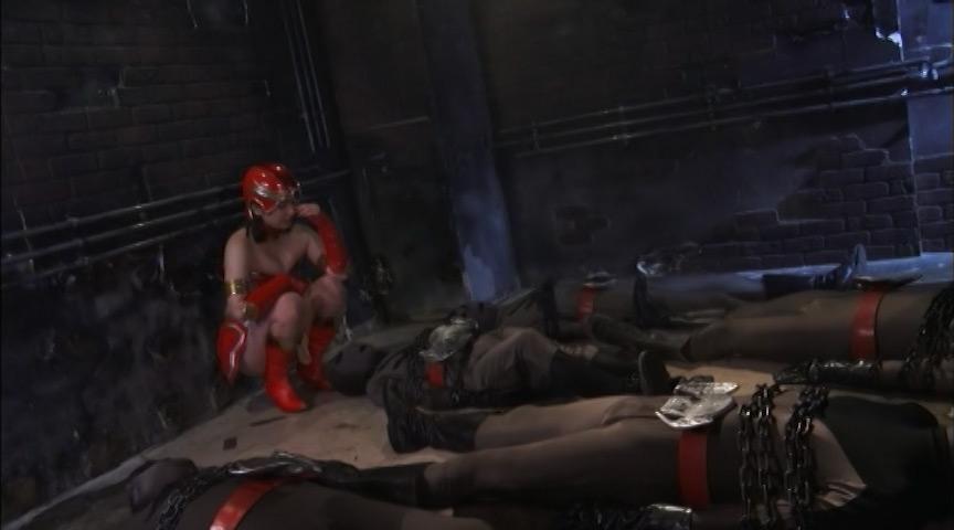 ドSヒロイン戦闘員逆陥落 炎の女神ガルーダ